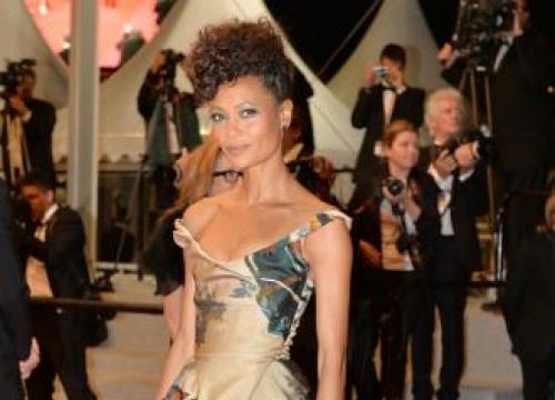 Thandie Newton Reveals Secrets To Her Star Wars Dress