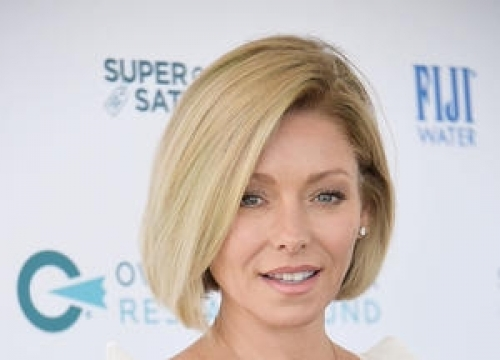 Kelly Ripa Injures Foot In Dance Class