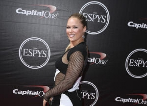 Ronda Rousey Agrees To Be Marine's Date To The Ball