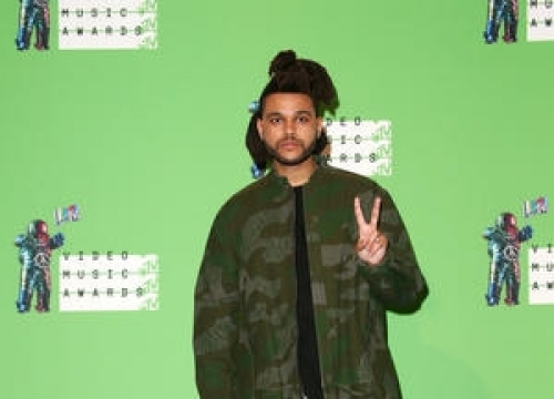 The Weeknd Back On Top In U.s. Pop Charts