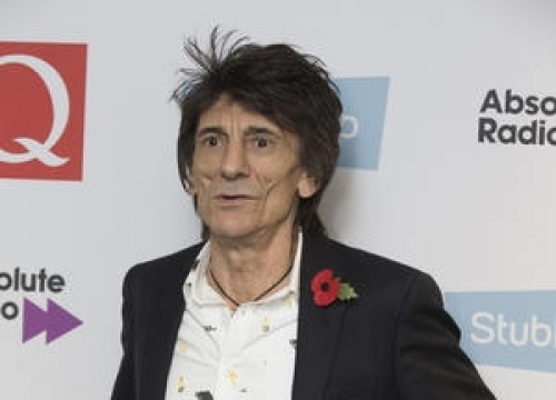 Ronnie Wood Wants The Rolling Stones To Keep Rocking Until They Drop