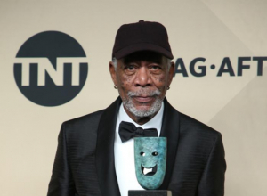 Morgan Freeman Is The Latest Name In Hollywood's Sexual Harassment Fiasco