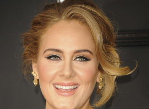 Adele Buys Entire Shop Stock Of Card With Her Face On