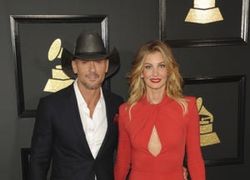 Tim Mcgraw And Faith Hill Unite For First Joint Album