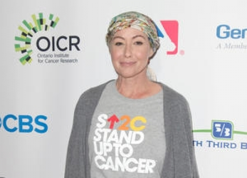 Shannen Doherty Completes Chemotherapy Treatment