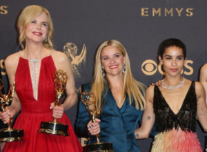 'The Handmaid's Tale' And 'Big Little Lies' Reign At The 69th Annual Emmy Awards