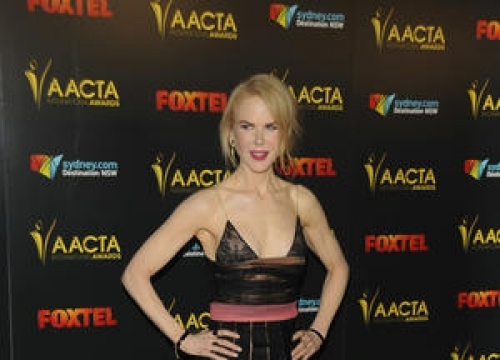 Nicole Kidman 'Keeps Things Simple' With Her Adopted Children