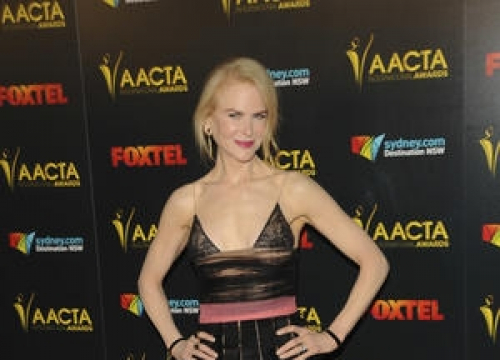Nicole Kidman Fights Back After Donald Trump Comments