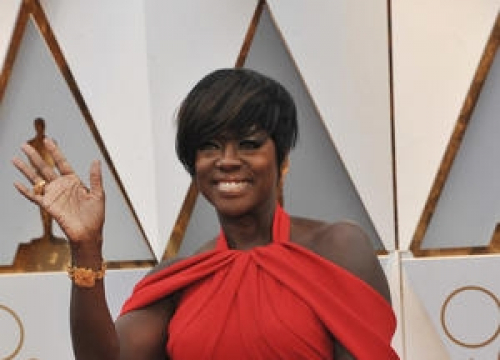 Viola Davis: 'I'm So Blessed With My Success'