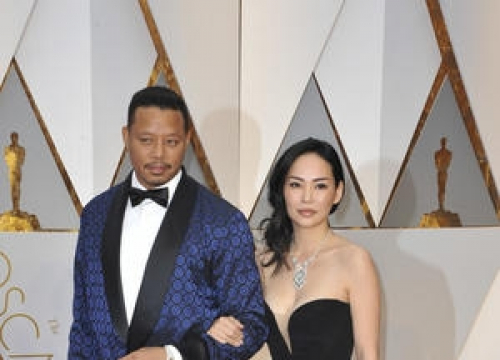 Terrence Howard Is Finally 'Settled' With His Third Wife