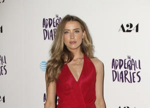 Amber Heard Spending Time With Elon Musk - Report