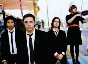 The Airborne Toxic Event - California (Bombastic Video) Video
