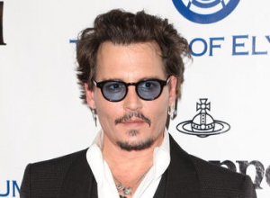 Johnny Depp Named Hollywood's Most Overpaid Actor For Second Year In A Row