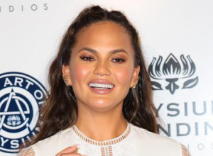 Chrissy Teigen Talks About Cutting Down On Alcohol