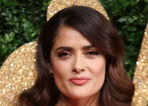 Salma Hayek Hospitalised After On-set Accident