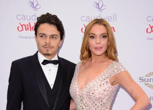 Lindsay Lohan Claims Fiance 'Almost Killed' Her In Disturbing Video