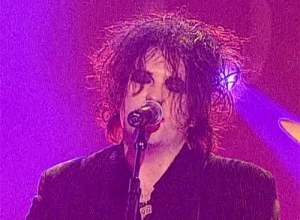 The Cure - Friday I'm In Love [Live] Video