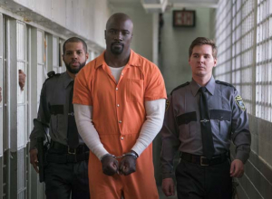 Mike Colter Teases