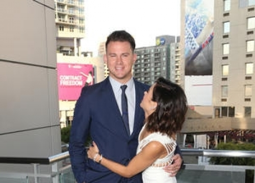 Dance With Channing Tatum And Wife Sells For $13,000 At Charity Auction