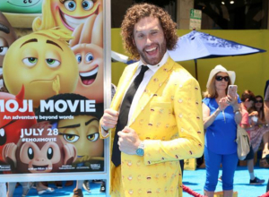 T.j. Miller Identified With Meh In The Emoji Movie