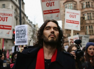 Is Russell Brand About to Endorse Ed Miliband and Labour?