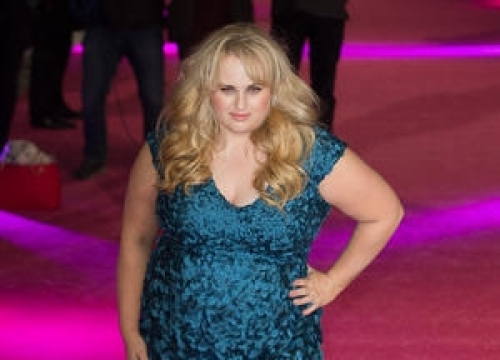 Rebel Wilson: 'I Get Nothing For Valentine's Day'