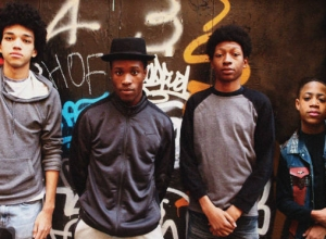 First Look At The Talented Main Cast Of Baz Luhrmann's Netflix Series 'The Get Down' [Picture]