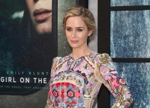 Emily Blunt Made 'Miserable' By Comedy Roles