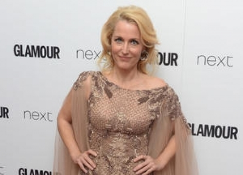 Gillian Anderson Warned Not To Dye Her Hair Red For X-files Return