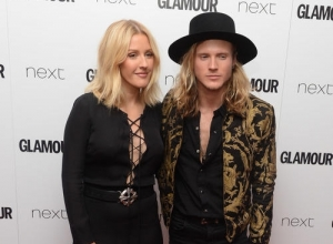 Ellie Goulding Denies Ever Being In A Relationship With Ed Sheeran