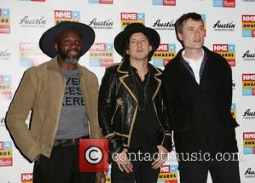 Libertines Tipped As Glastonbury's Mystery Act