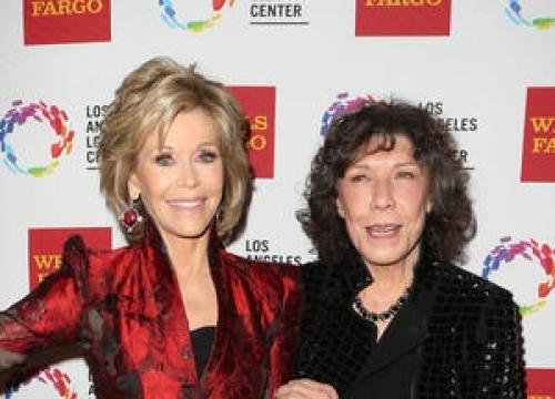 Jane Fonda And Lily Tomlin Still Working On Dolly Parton Reunion
