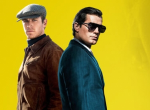 The Man From U.N.C.L.E - Comic Con Trailer