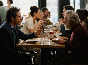 The Meyerowitz Stories (New and Selected) - Movie Review