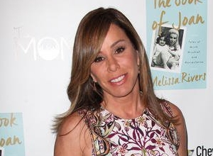 It's Official: Melissa Rivers Named As Co-Host Of E!'s 'Fashion Police'