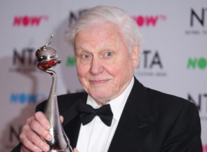 Sir David Attenborough Asks Britain To Stop