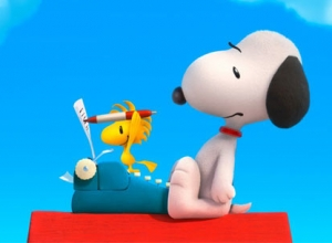 The Peanuts Movie Movie Review