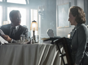 Meryl Streep And Tom Hanks Stress The Timeliness Of The Post