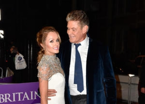 David Hasselhoff Planning Quiet Italian Wedding