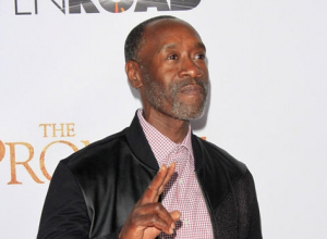 Don Cheadle Didn't Recognise Kendrick Lamar's Tribute To Him On 'Dna'