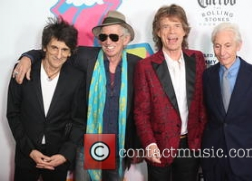 Rolling Stones Not So Blue & Lonesome Atop U.k. Albums Chart