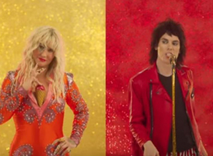 The Struts - Body Talks ft. Kesha Video