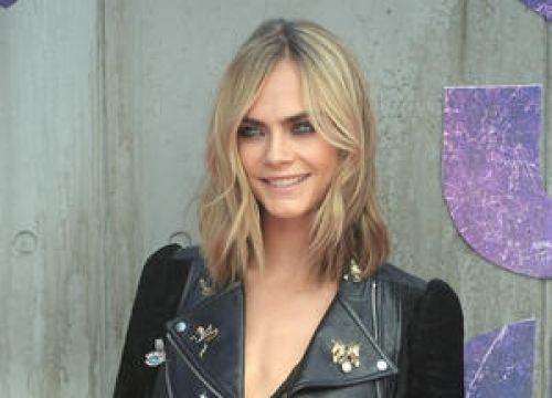 Cara Delevingne Delighted By Female Superhero Role Models