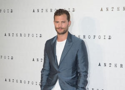 Jamie Dornan: 'I Couldn't Even Hang Out With Someone Like Christian Grey'