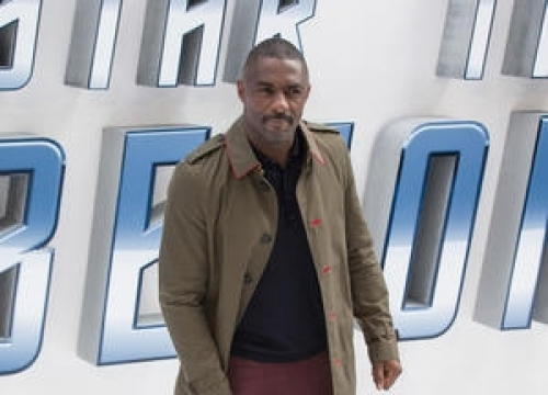 Idris Elba Had Liquid Diet On Star Trek Beyond