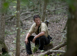 'The Walking Dead' Showrunner Shoots Down 'Old Man Rick' Theory