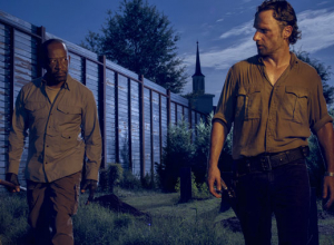 Andrew Lincoln Thinks We'll See More From Rick And Morgan In 'The Walking Dead'