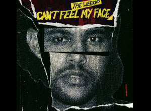 The Weeknd - Can't Feel My Face Audio Video
