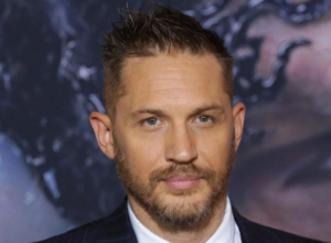 Tough Man Tom Hardy Gets Recognised For Services To Drama