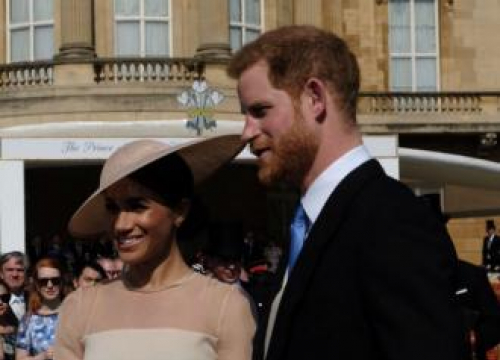 Duchess Of Sussex 'banned' From Wearing Tux On Tour